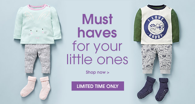 must haves for your little ones shop now
