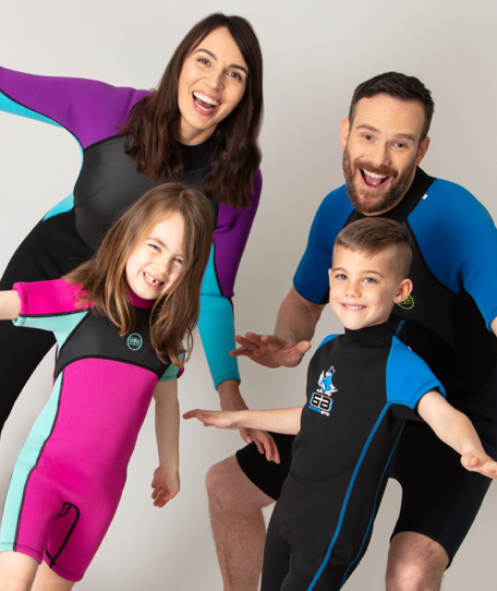 Family - Wetsuits