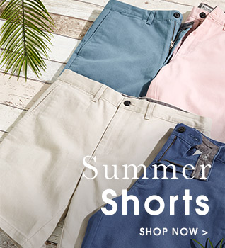 Summer Shorts.Shop now.