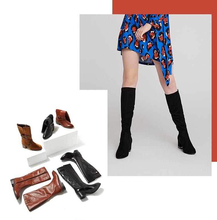 Long Leg Boots
