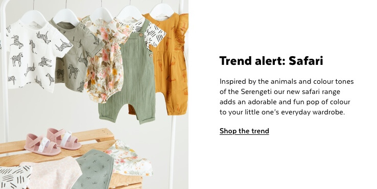 Safari - Baby Trend