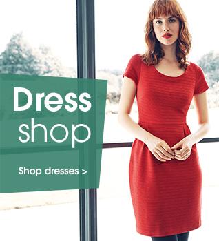 Dress shop. Shop dresses.
