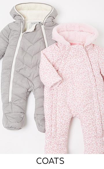 coats. Shop now.