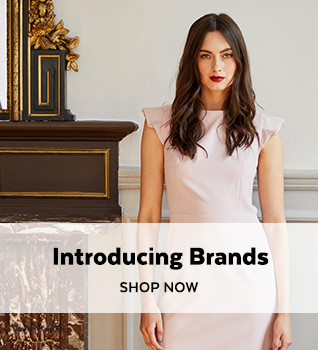 Womens Brands. Shop Now.