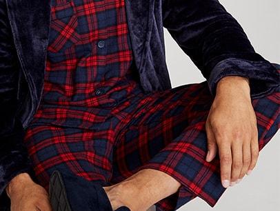 provide large selection of exclusive deals delicate colors Men's Pyjama | Pyjama Sets | Mens Nightwear | Tu clothing