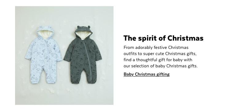 Baby Christmas Gifting