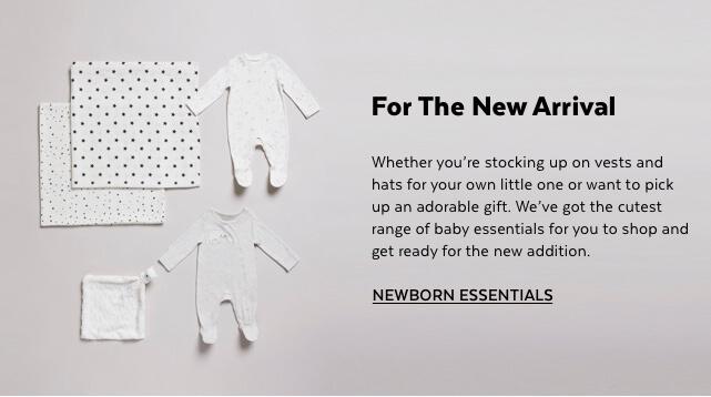 Baby Newborn Essentials