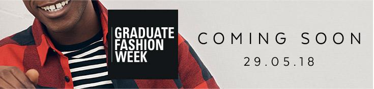 Mens Graduate Fashion Week Coming Soon