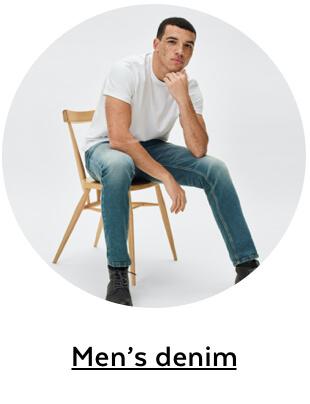 Men's denim