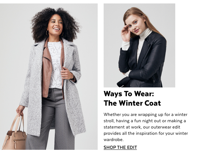 Womens How to wear Outerwear