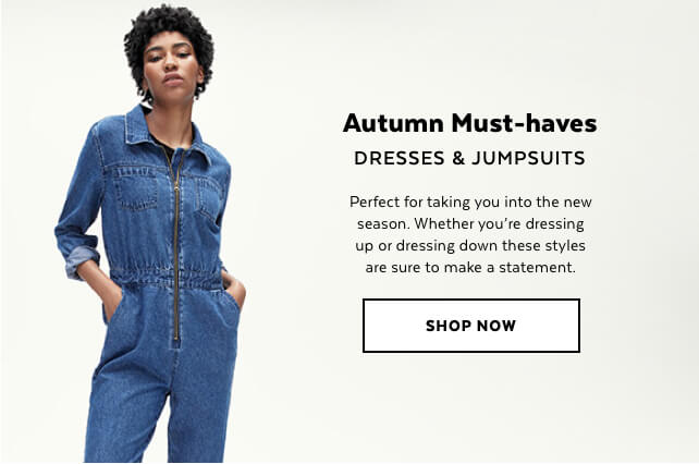 Womens Dresses & Jumpsuits