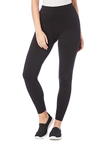 Black Luxury Soft Touch Leggings