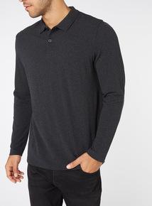 Charcoal Polo Shirt