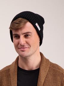 3M Thinsulate Black Beanie Hat