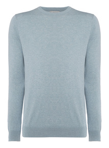 Blue Crew Jumper