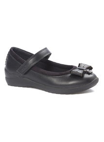 Bow Detial Shoes (6 Infant - 2 Years)