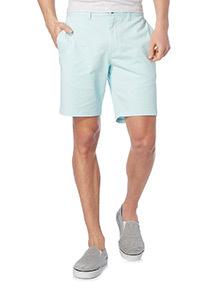 Aqua Chino Shorts