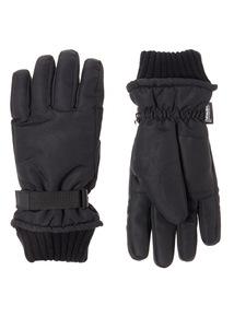 Black Thinsulate Ski Glove