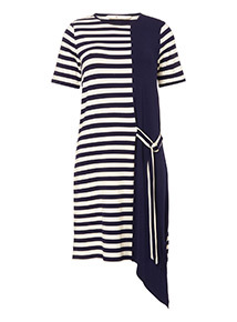 Nautical Stripe Dress