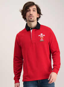 Welsh Rugby Union Red Shirt
