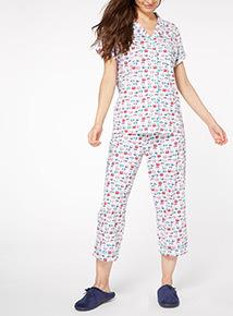 Caravan Pyjama Set