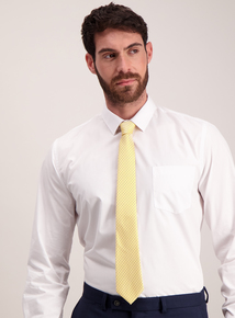 Online Exclusive Gold Patterned Tie