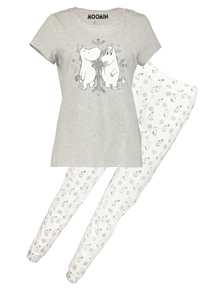 Multicoloured Moomin Pyjama Set