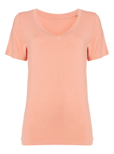 Pink Soft Touch Tee