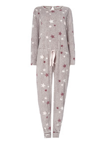 Online Exclusive Star Print All In One