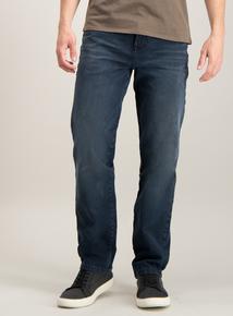9527fd3385a Online Exclusive Dark Blue 4 Way Stretch Denim Jeans