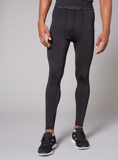 Admiral Black Base Legging