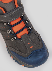 Multicoloured Walking Boots (10 infant - 6 child)