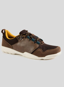 Sole Comfort Brown Hiker Trainers