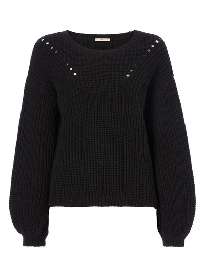Lantern Sleeve Jumper