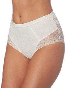 Light Control Smoothing Lace Briefs