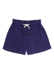 Navy Formal Shorts (9 months - 6 years)
