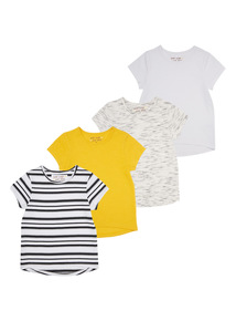 Tops 4 Pack (3 - 12 years)