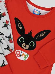 Red Bing Character Pyjamas & Socks (1-6 years)