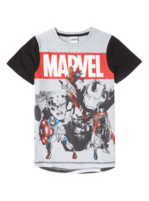 Multicoloured Avengers Top (3 - 12 years)