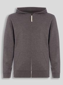 Grey Fleece Hoodie (10-16 years)