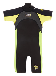Kids Multicoloured Short Wetsuit (3-12 years)