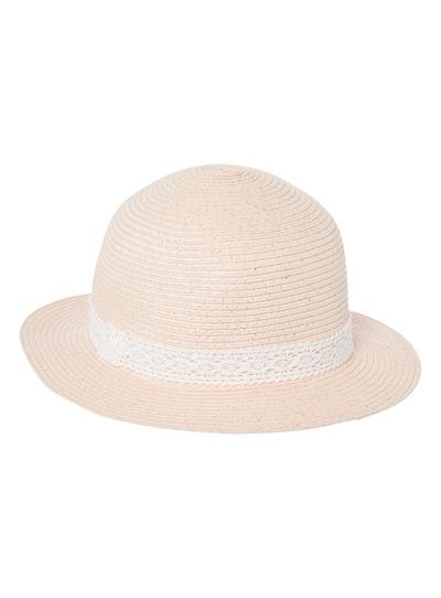 Pink Glitter Floppy Hat (1-13 years)