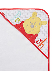 Multicoloured Disney Winnie the Pooh Towel