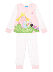 Pink Ben & Holly's Little Kingdom Pyjamas