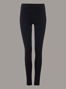 Premium Black Jeggings