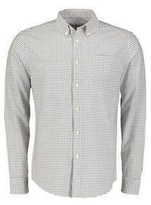 Multicoloured Checked Regular Fit Shirt