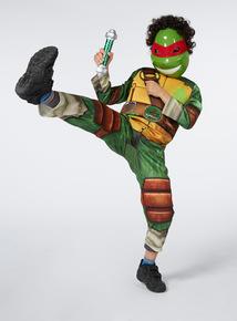 Kids Green Teenage Mutant Ninja Turtle (3-10 years)