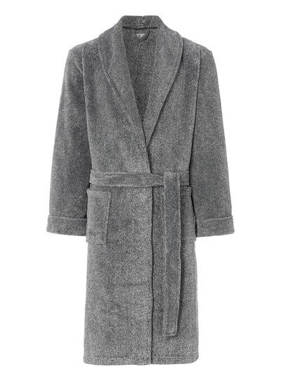Grey Marl Wellsoft Gown