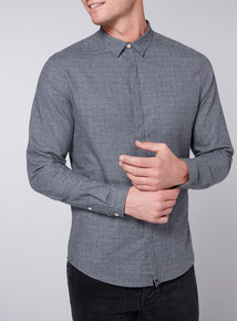 Admiral Grey Prince of Wales Check Shirt