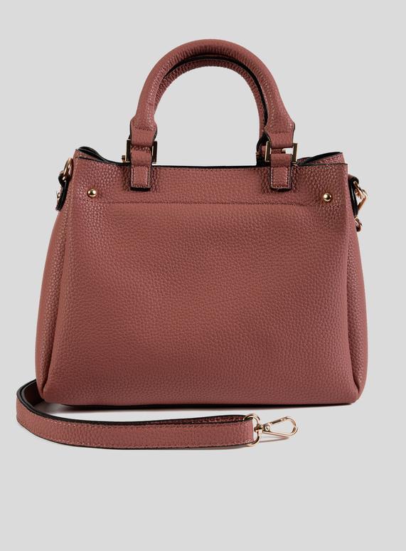 2586828008a Womens Pink Textured Cross Body Bag | Tu clothing